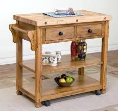 kitchen work table island butcher block cart on wheels butcher block kitchen cart or kitchen