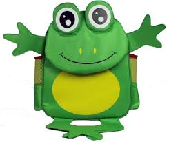 12 cute frog backpacks for kids