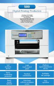 digital inkjet eco solvent printing machine to customize phone