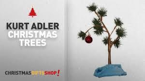 musical brown christmas tree christmas trees by kurt adler brown christmas tree with