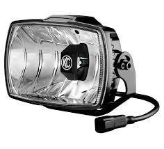 Led Light Bar Driving Lights by Kc Hilites Gravity Led G46 Driving Beam Single Light 1711