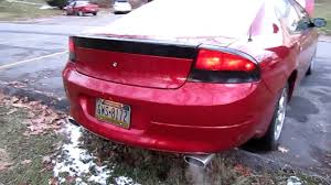 dodge intrepid cold start bad transmission youtube