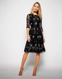 321 best knee length formal dresses images on pinterest formal