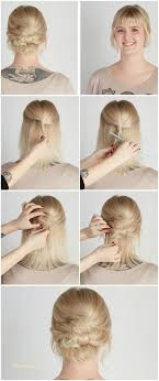 cute hairstyles for short hair quick unique cute hairstyles for short hair quick and easy improvestyle