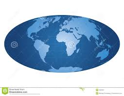 Detailed World Map Standard Time by Standard Time Zones Of The World Map With Continents Separately