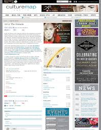 The Domain Austin Map by Heatherharrisart Com In The Press