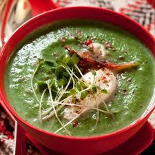 cuisiner les topinambours a la poele soupe de légumes verts d hiver recette legume vert recette