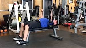 Dumbbell Bench Press Form 2 Bench Press Variations That Are Safe For Baseball Players Stack