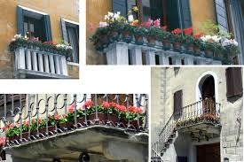 italian window boxes and planters ciaotraveler