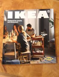 apparently i u0027ve been domesticated the 2017 ikea catalog is here
