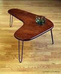 Boomerang Coffee Table Boomerang Coffee Table Maply Ply Mid Century Modern Design