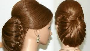 hair buns for hair easy and stylish hair bun dailymotion