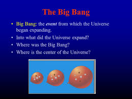 how the universe got its spots the big goals where did the