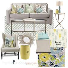 Grey And Yellow Living Room Design by The 25 Best Couch With Ottoman Ideas On Pinterest