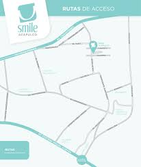 Acapulco Mexico Map by Dentists In Acapulco Orthodontics Odontopediatrist