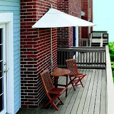 Half Umbrella Patio Stunning Half Patio Umbrella Patio Half Umbrella Sdesigns