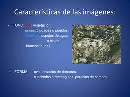 imagenes satelitales caracteristicas imagenes satelital