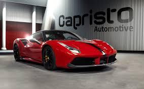 gemballa f355 2016 capristo automotive ferrari 488 gtb wallpaper hd car wallpapers