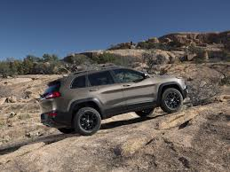 jeep cherokee trailhawk white 2014 jeep cherokee trailhawk off road side hd wallpaper 74