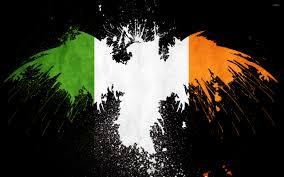 Irrland Flag Flag Of Ireland Wallpaper Digital Art Wallpapers 54387