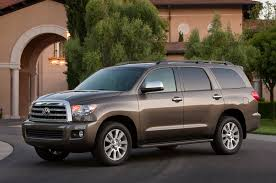 toyota sequoia reliability 2014 toyota sequoia reviews and rating motor trend