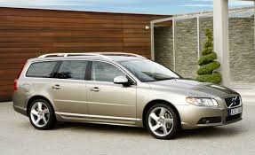 volvo will drop v70 wagon reduce engine choices for 2011 car