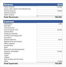 Payroll Statement Template by 8 Free Business Statement Templates Word Excel Sheet Pdf