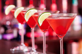 cosmopolitan martini most popular cocktails drinks and foods of all time food and