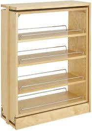 what is a cabinet base filler rev a shelf 432 bf 9c 9 inch base cabinet filler pullout kitchen wooden spice rack holder shelves for storage organization