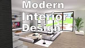 3d floor plan and interior design of a modern house nr 1 youtube