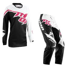 mx motocross gear new 2015 thor mx women u0027s phase tilt dirtbike motocross gear all