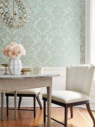 Kitchen Wallpaper Designs by The 25 Best Damask Wallpaper Ideas On Pinterest Grey Damask