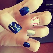 best 25 baseball nail designs ideas on pinterest softball nails
