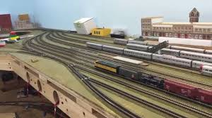 layout update mid january 2016 part 2 union station freight yard