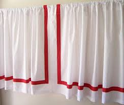 Red And White Plaid Curtains by Colorful Curtains White Plaid Curtains Bedroom Southnextus