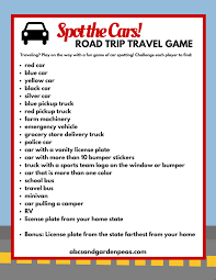 Traveling Games images Spot the cars printable travel game for kids png