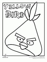 angry birds coloring pages angry birds party angry