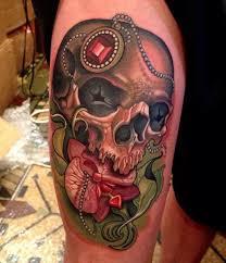 60 incredible leg tattoos art and design