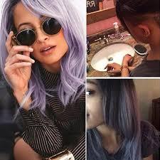 colors of marley hair hair nicole richie and selah marley rock pastel colored locks
