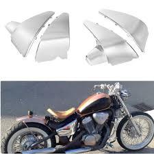 battery side fairing cover for honda shadow vlx 600 vt600c