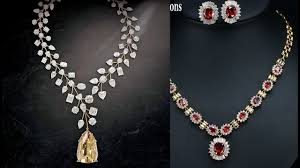 diamond necklace collection images Diamond necklace latest 2017 collection jpg