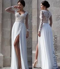 white prom dresses 2017 u2013 best for evening parties lustyfashion