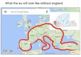 Memes Without Text - the eu without england meme magic is real the donald