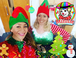 christmas parties christmas entertainment with elf entertainers