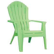Patio Furniture Milwaukee Wi by Adams High Back Stacking Ergonomic Adirondack Chair In Green