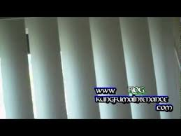 Argos Vertical Blinds Headrail How To Put Up Vertical Blinds Youtube