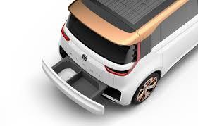 volkswagen concept van ces 2016 volkswagen budd e concept u2013 electric van is first on the