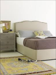 Headboard Nightstand Attached Bedroom Fabulous Floating Headboard With Attached Nightstands