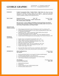 Resume Examples College by 3 College Student Resume Sample Doctors Signature