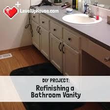 refinish bathroom sink top refinish bathroom vanity just painted bathroom vanity amindi me